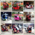 Customized Motor Cab